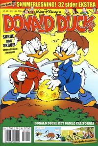 Cover Thumbnail for Donald Duck & Co (Hjemmet / Egmont, 1997 series) #28/2010