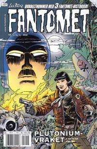 Cover Thumbnail for Fantomet (Hjemmet / Egmont, 1998 series) #14-15/2010
