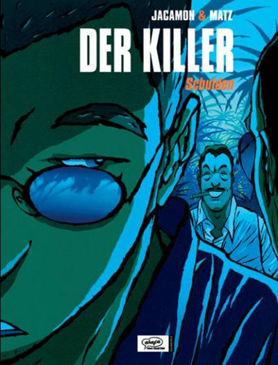 Cover for Der Killer (Egmont Ehapa, 2004 series) #3