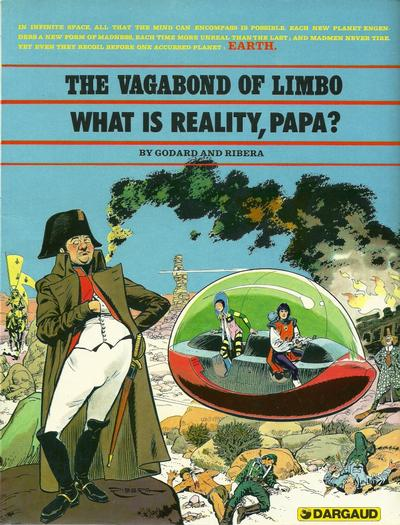 Cover for The Vagabond of Limbo (Dargaud International Publishing, 1981 series) #[1]