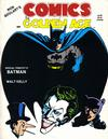 Cover for Comics The Golden Age (New Media Publishing, 1984 series) #5