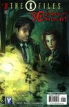 Cover for The X-Files / 30 Days of Night (DC, 2010 series) #1 [Tom Mandrake Cover Variant]
