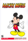 Cover for Klassiker der Comic-Literatur (Frankfurter Allgemeine, 2005 series) #16 - Micky Maus