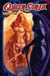 Cover for Queen Sonja (Dynamite Entertainment, 2009 series) #8 [Jackson Herbert Cover]