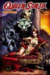 Cover Thumbnail for Queen Sonja (2009 series) #1 [Mel Rubi Cover]