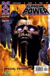 Cover for Supreme Power (Marvel, 2003 series) #1 - Special Edition