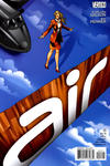 Cover for Air (DC, 2008 series) #23