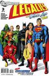 Cover for DCU: Legacies (DC, 2010 series) #3 [Regular cover]