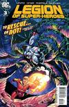 Cover for Legion of Super-Heroes (DC, 2010 series) #3