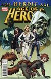 Cover for Age of Heroes (Marvel, 2010 series) #3
