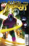 Cover for Avengers (Marvel, 2010 series) #3