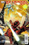 Cover for Deadpool (Marvel, 2008 series) #25