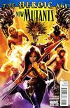 Cover for New Mutants (Marvel, 2009 series) #15