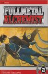 Cover for Fullmetal Alchemist (Viz, 2005 series) #23