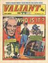 Cover for Valiant and TV21 (IPC, 1971 series) #9th February 1974