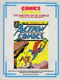 Cover Thumbnail for Comics the Golden Age: The History of DC Comics (New Media Publishing, 1985 series)