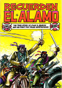 Cover Thumbnail for Recuerden el Alamo (Last Gasp, 1979 series)