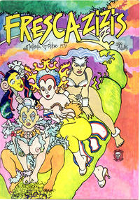 Cover Thumbnail for Fresca Zizis (Last Gasp, 1977 series)