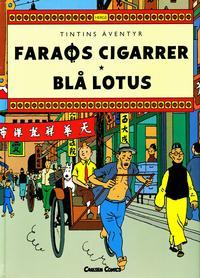 Cover Thumbnail for Tintins äventyr (Bonnier Carlsen, 1994 series) #S4