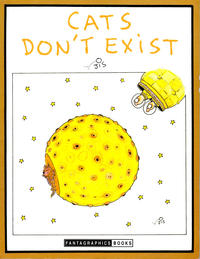 Cover Thumbnail for Cats Don't Exist (Fantagraphics, 2004 series)