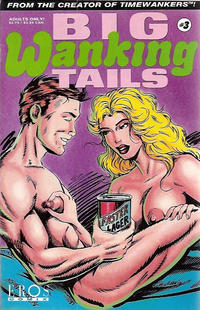 Cover Thumbnail for Big Wanking Tails (Fantagraphics, 1992 series) #3