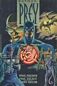 Cover Thumbnail for Batman: Prey (Warner Books, 1992 series)