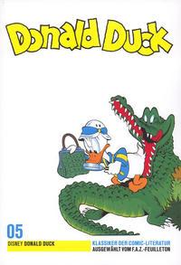 Cover Thumbnail for Klassiker der Comic-Literatur (Frankfurter Allgemeine, 2005 series) #5 - Donald Duck
