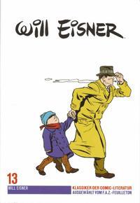 Cover Thumbnail for Klassiker der Comic-Literatur (Frankfurter Allgemeine, 2005 series) #13 - Will Eisner
