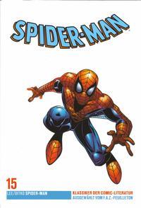 Cover Thumbnail for Klassiker der Comic-Literatur (Frankfurter Allgemeine, 2005 series) #15 - Spider-Man