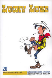 Cover Thumbnail for Klassiker der Comic-Literatur (Frankfurter Allgemeine, 2005 series) #20 - Lucky Luke