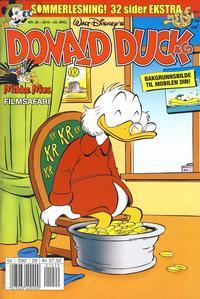 Cover Thumbnail for Donald Duck & Co (Hjemmet / Egmont, 1997 series) #29/2010