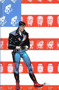 Cover Thumbnail for American Flagg!: The Definitive Edition (Image Comics and Dynamic Forces, 2008 series) #1