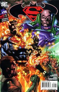 Cover Thumbnail for Superman / Batman (DC, 2003 series) #74 [Direct Sales]