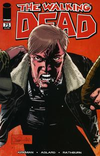 Cover Thumbnail for The Walking Dead (Image, 2003 series) #75