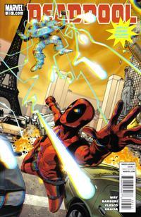 Cover Thumbnail for Deadpool (Marvel, 2008 series) #25