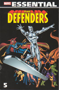 Cover Thumbnail for Essential Defenders (Marvel, 2005 series) #5