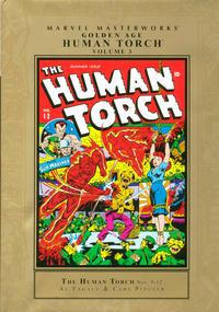 Cover Thumbnail for Marvel Masterworks: Golden Age Human Torch (Marvel, 2005 series) #3 [Regular Edition]