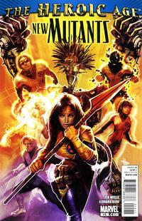 Cover Thumbnail for New Mutants (Marvel, 2009 series) #15