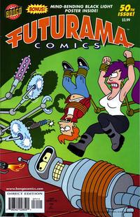 Cover Thumbnail for Bongo Comics Presents Futurama Comics (Bongo, 2000 series) #50