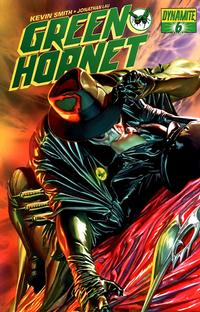 Cover Thumbnail for Green Hornet (Dynamite Entertainment, 2010 series) #6 [Alex Ross Cover]