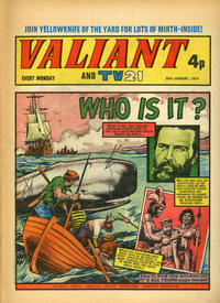 Cover Thumbnail for Valiant and TV21 (IPC, 1971 series) #26th January 1974