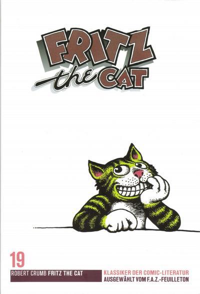 Cover for Klassiker der Comic-Literatur (Frankfurter Allgemeine, 2005 series) #19 - Fritz the Cat