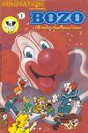 Cover for Larry Harmon's Bozo, the World's Most Famous Clown (Innovation, 1992 series) #1
