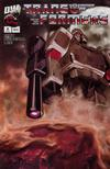Cover for Transformers: Generation One (Dreamwave Productions, 2003 series) #v3#0 [Pat Lee Megatron Cover]
