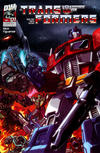 Cover for Transformers: Generation One (Dreamwave Productions, 2003 series) #v3#1
