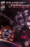 Cover for Transformers: Generation One (Dreamwave Productions, 2003 series) #v3#5