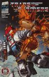 Cover for Transformers: Generation One (Dreamwave Productions, 2003 series) #v3#6