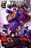 Cover for Transformers: Generation 1 (Dreamwave Productions, 2002 series) #5 [Decepticon Cover]