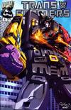 Cover for Transformers: Generation 1 (Dreamwave Productions, 2002 series) #6 [Decepticon Cover]