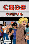 Cover for CBGB (Boom! Studios, 2010 series) #1